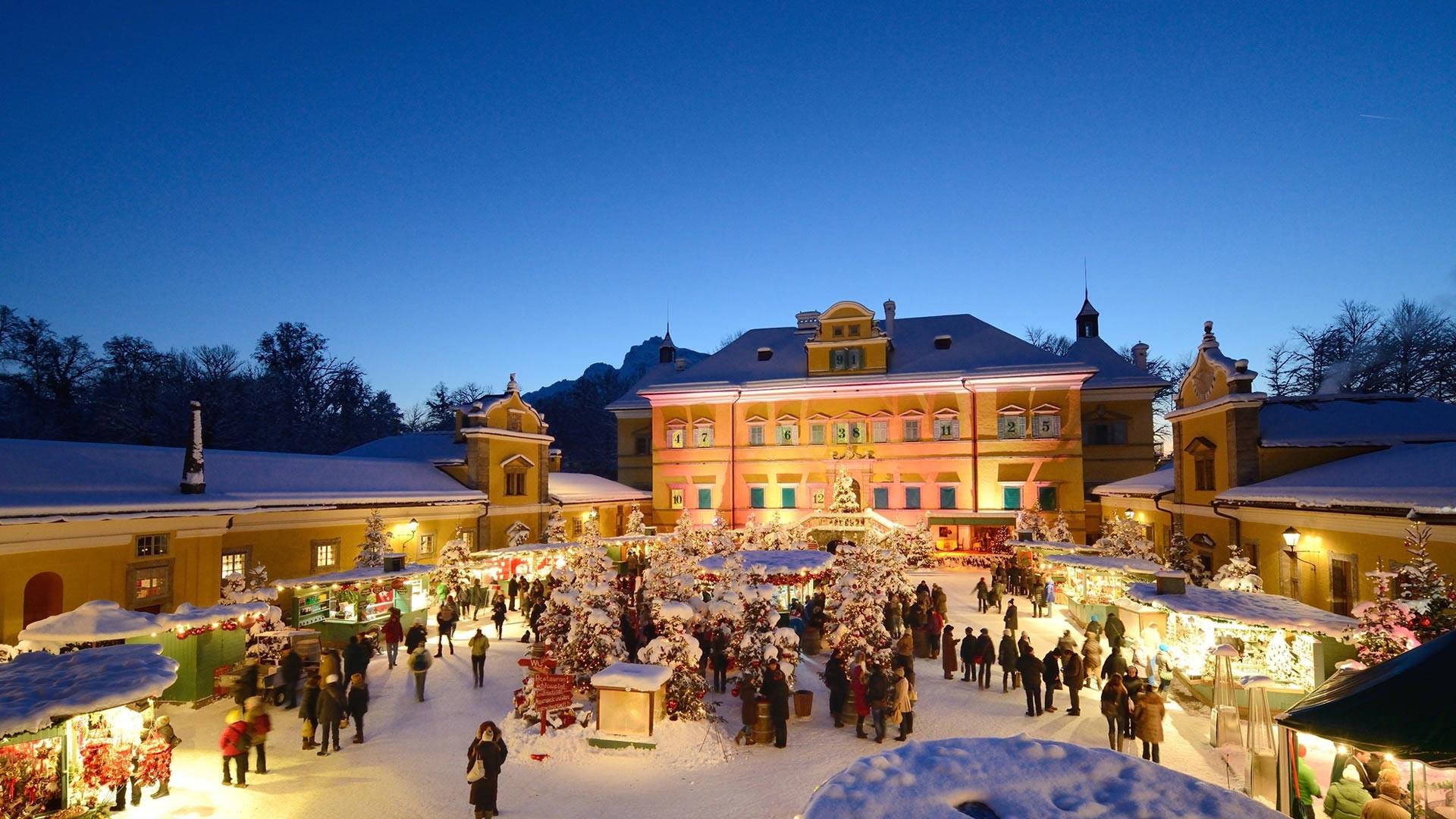 Expérience à Salzbourg, Autriche, par Linda