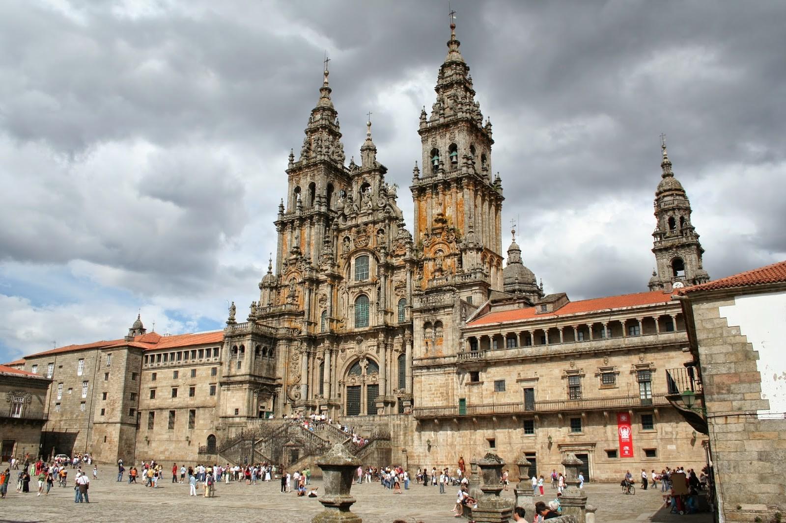 Expérience à Santiago de Compostelle, Espagne par Diego