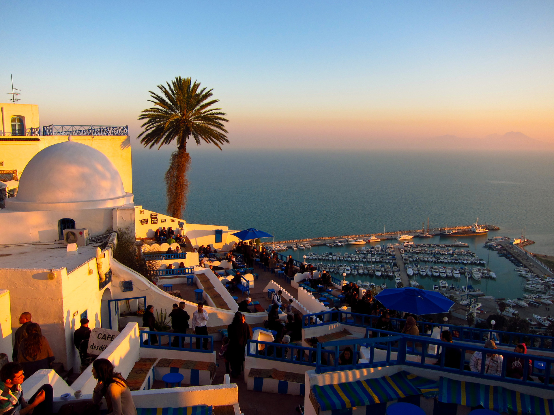 Expérience à Tunis, Tunisie par Emma