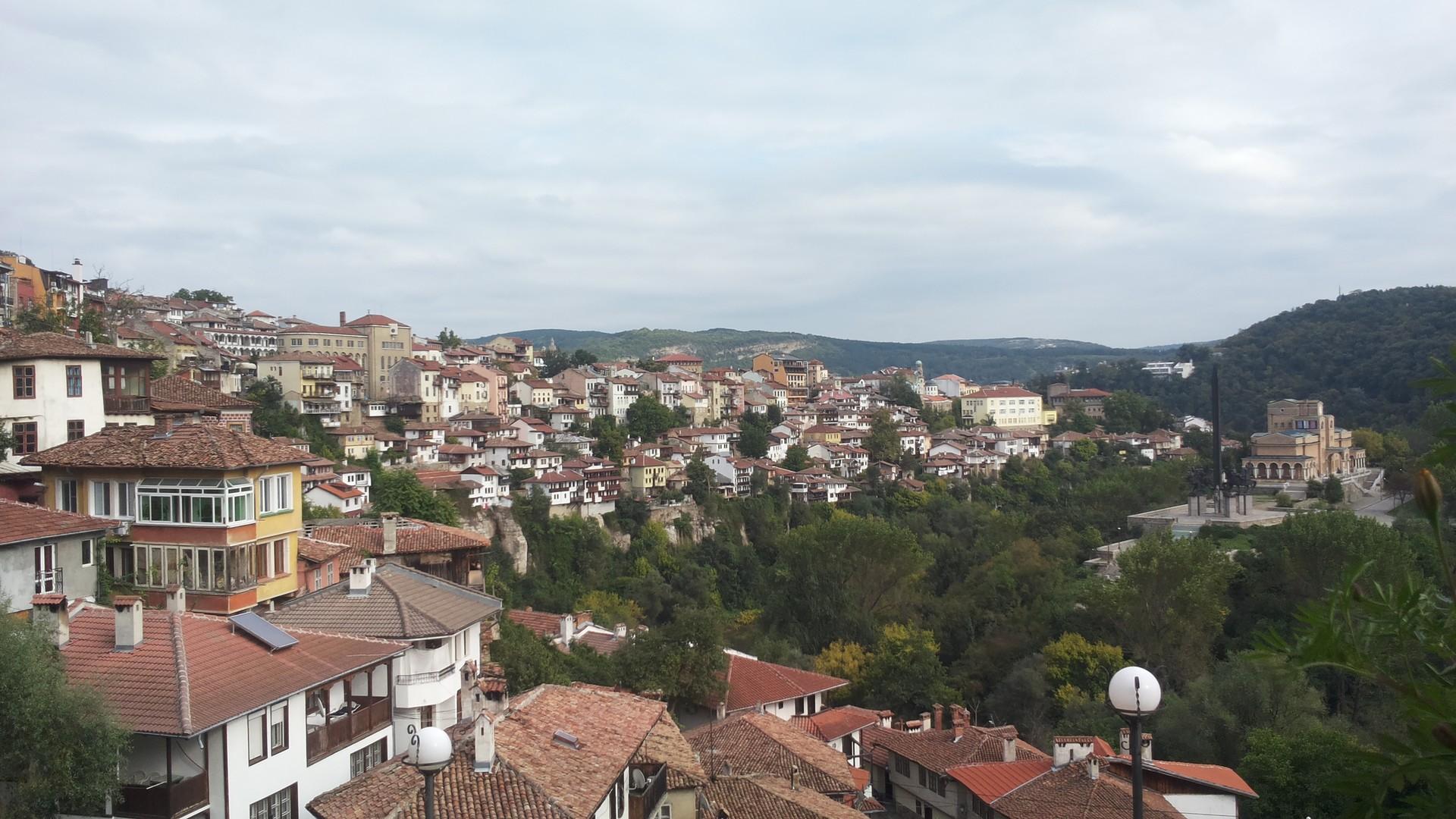Expérience à Veliko Tarnovo, Bulgarie par Bojidara