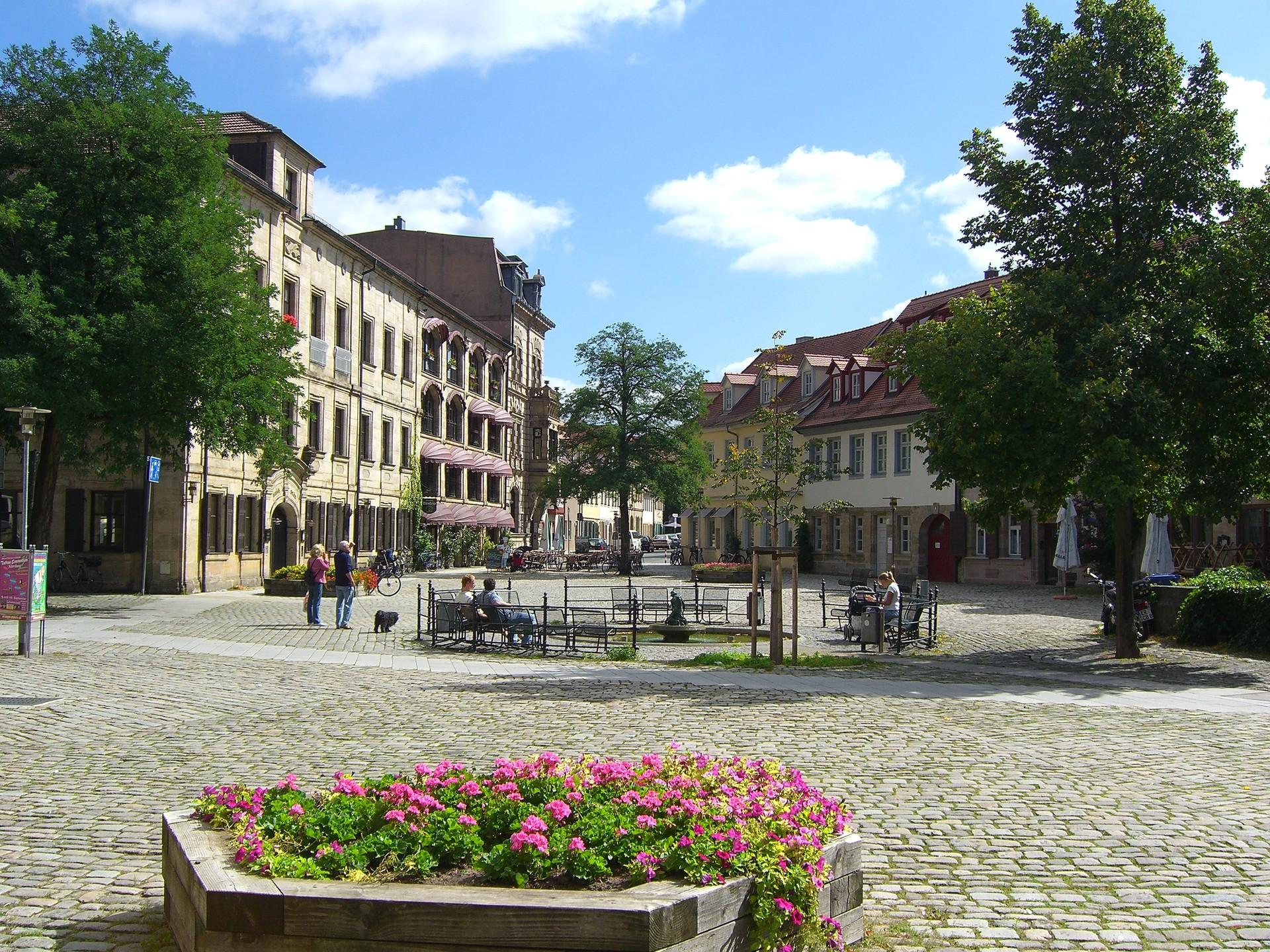 Experience at Friedrich-Alexander-Universität Erlangen-Nürnberg, Germany by Julian