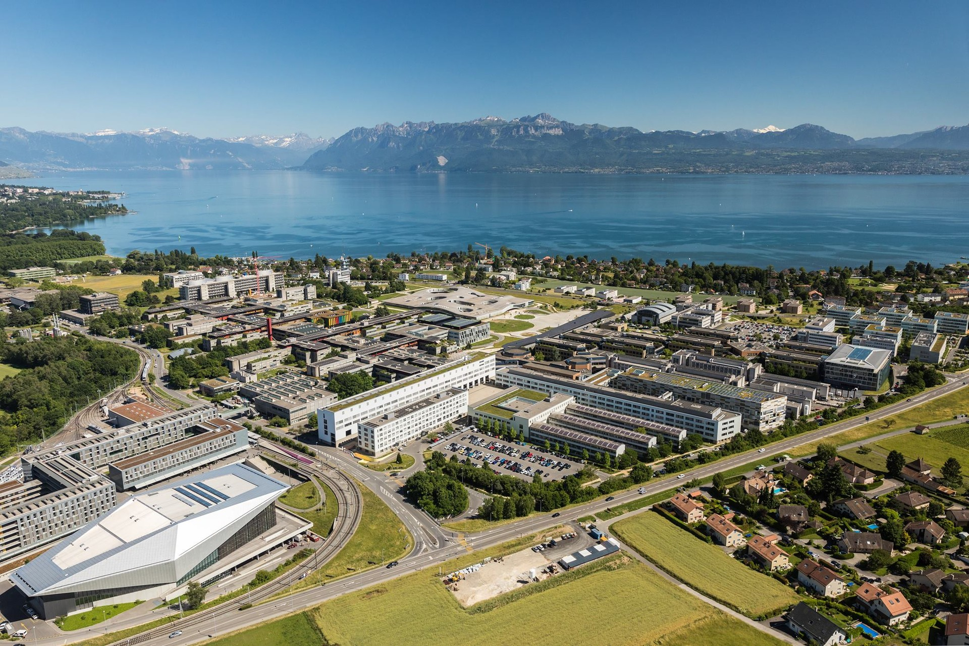 Experience at the Federal Polytechnic of Lausanne, Switzerland by Julie