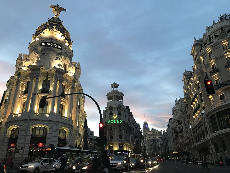 Experience at the Technical University of Madrid, Spain by Daniel
