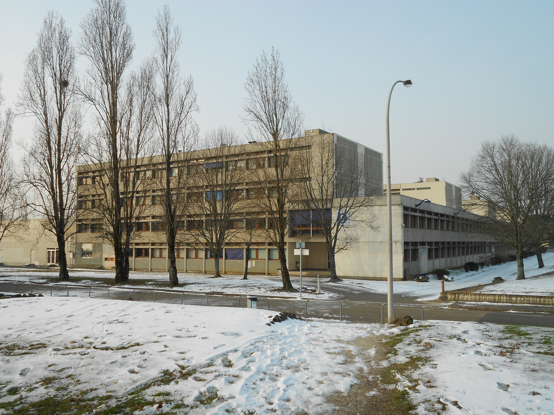 Experience at the University of Michel de Montaigne Bordeaux 3 (Pessac, France) by Marc