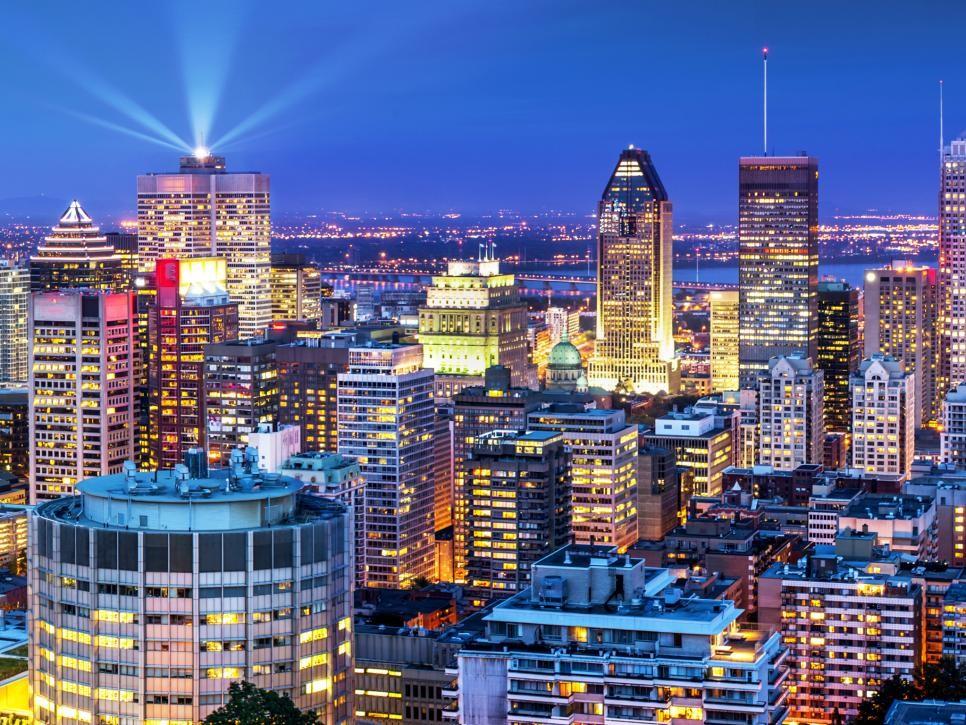 Expérience de Daniele à Montreal au Canada