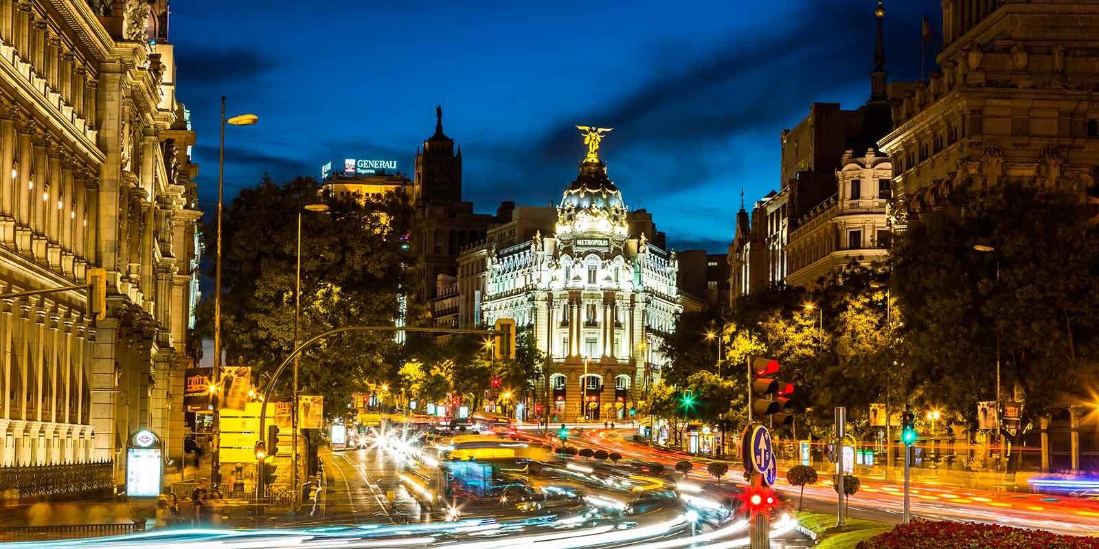 Expérience d'Evelyn à Madrid en Espagne