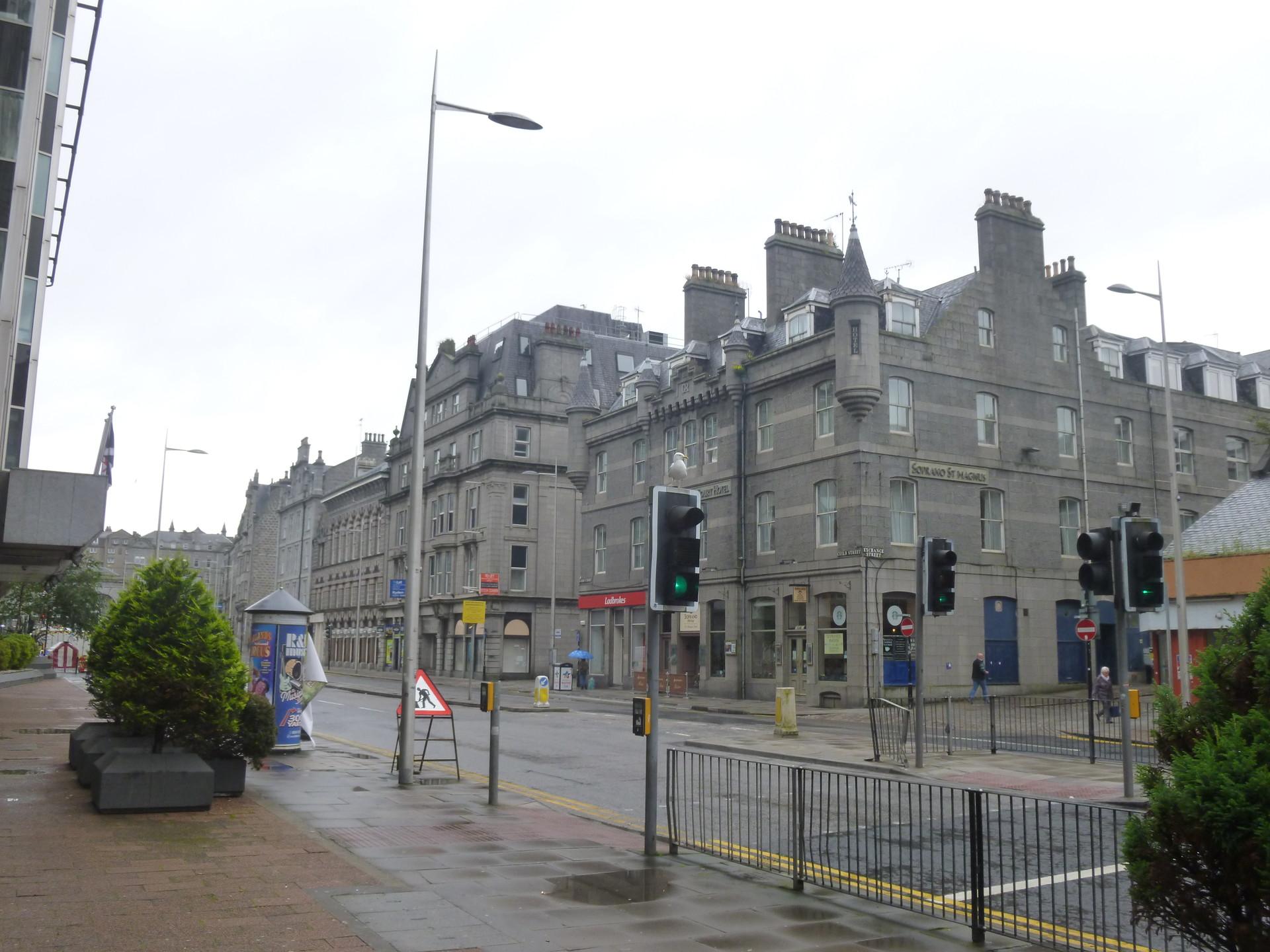 Expérience Erasmus à Aberdeen (Écosse) au Royaume-Uni par Santiago