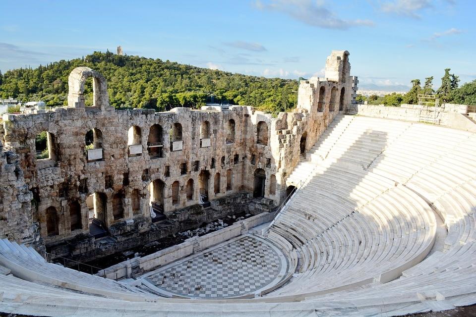 Expérience Erasmus à Athènes, en Grèce par Houmayrah