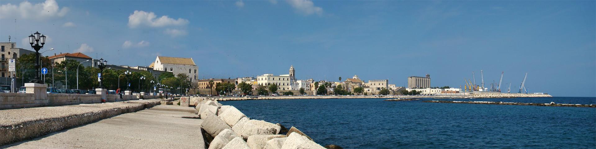 Expérience Erasmus à Bari, en Italie par Kateřina