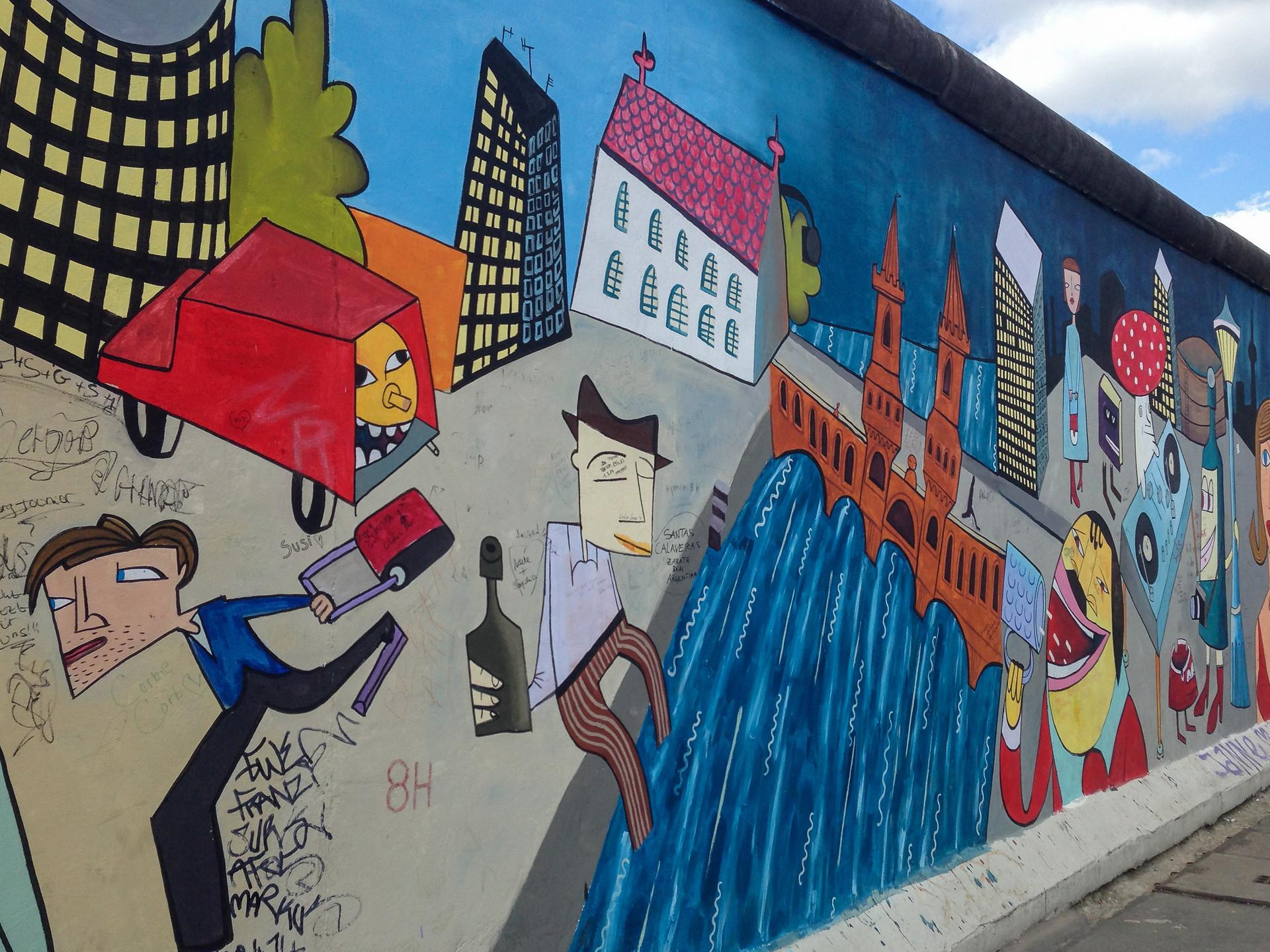 Experience Erasmus à Berlin, Allemagne par Theo