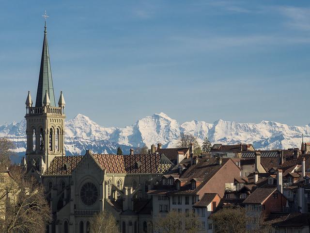 Expérience Erasmus à Berne, Suisse, par José Ángel