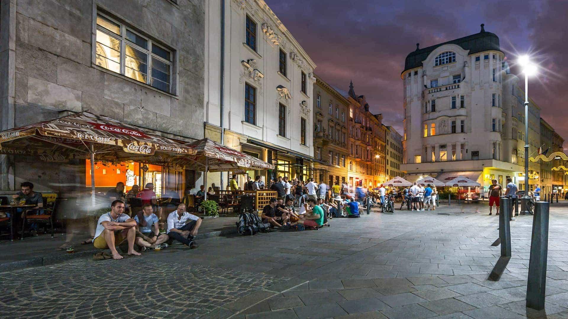Expérience Erasmus à Brno, République Tchèque par Joaquin