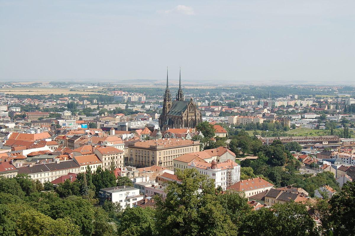 Expérience Erasmus à Brno, République tchèque par Nadia