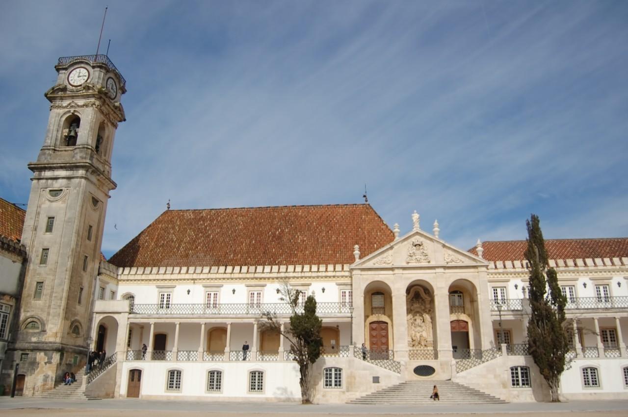 Expérience Erasmus à Coimbra, au Portugal, par Milda