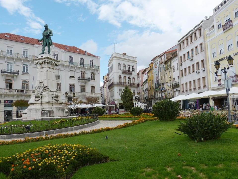 Expérience Erasmus à Coimbra, Portugal, de Guillet-Lomat