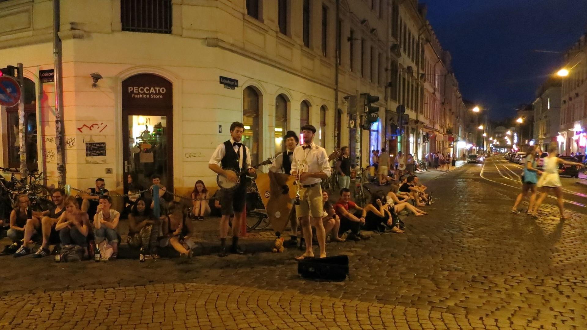 Expérience Erasmus à Dresde, Allemagne