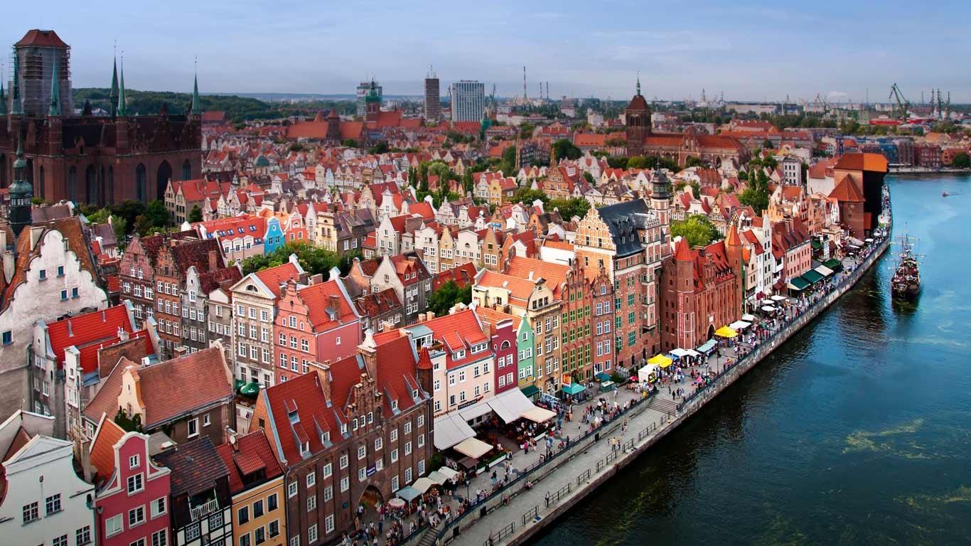 Expérience Erasmus à Gdansk, Pologne par Alvaro