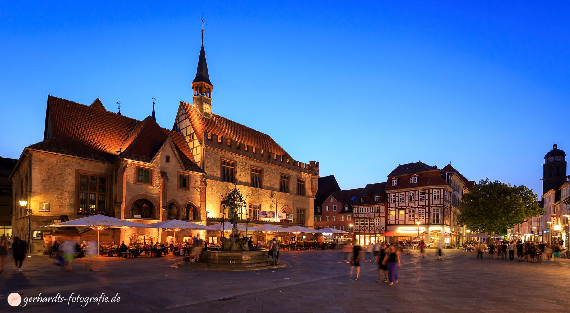 Expérience Erasmus à Göttingen, Allemagne
