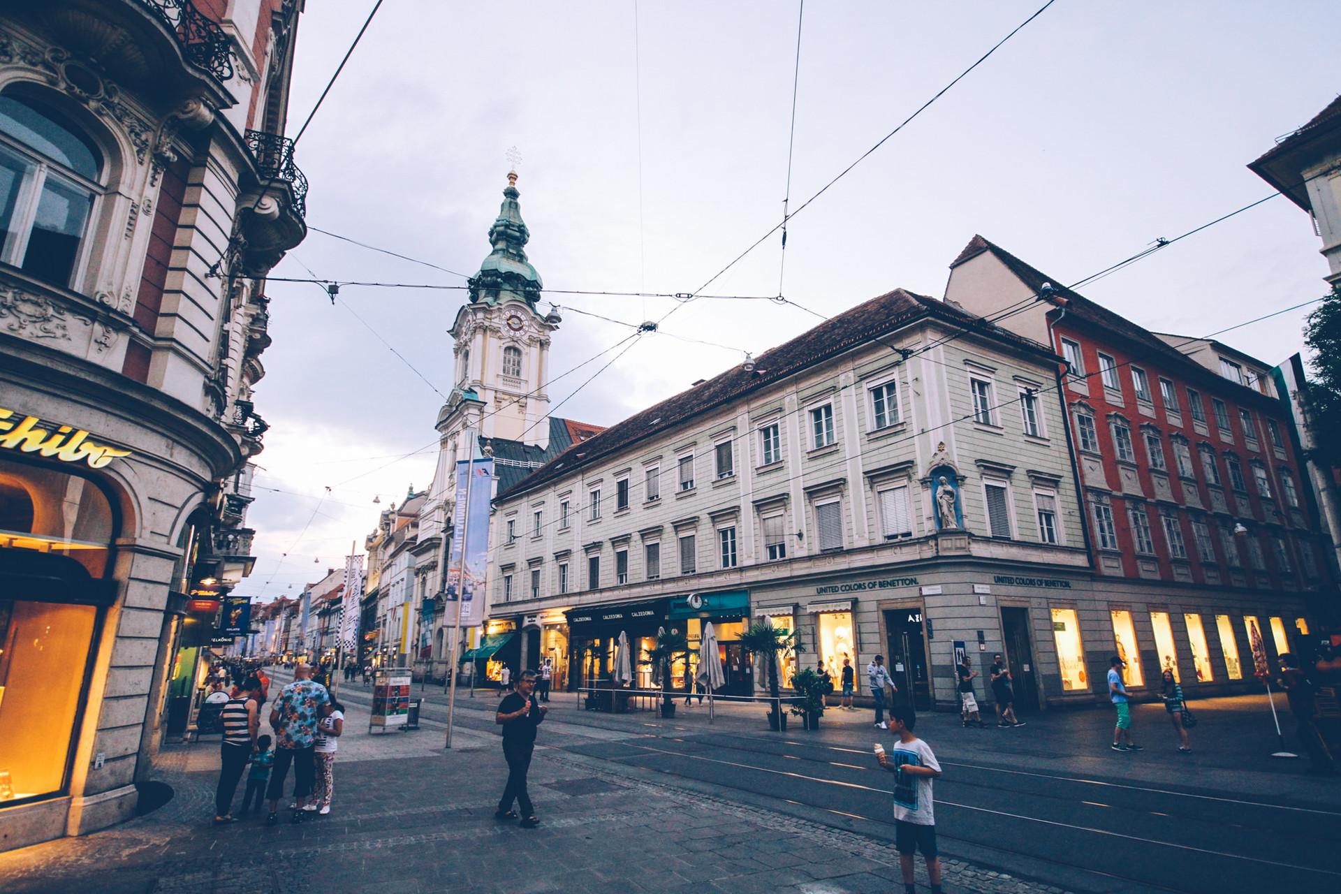 Expérience Erasmus à Graz, Autriche par Agnes