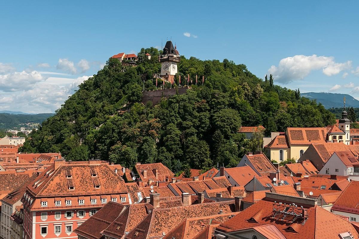 Expérience Erasmus à Graz, Autriche par Eugena