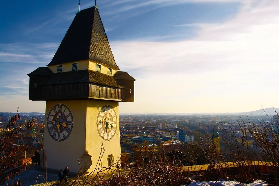 Expérience Erasmus à Graz, en Autriche par Paula