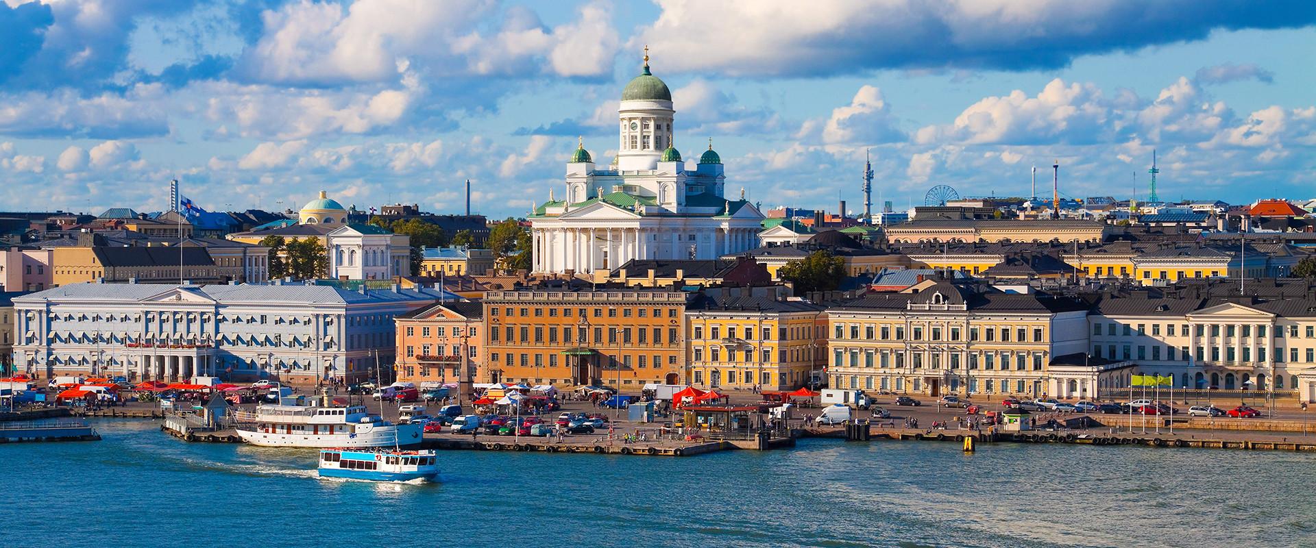 Expérience Erasmus à Helsinki, la Finlande par Daniel