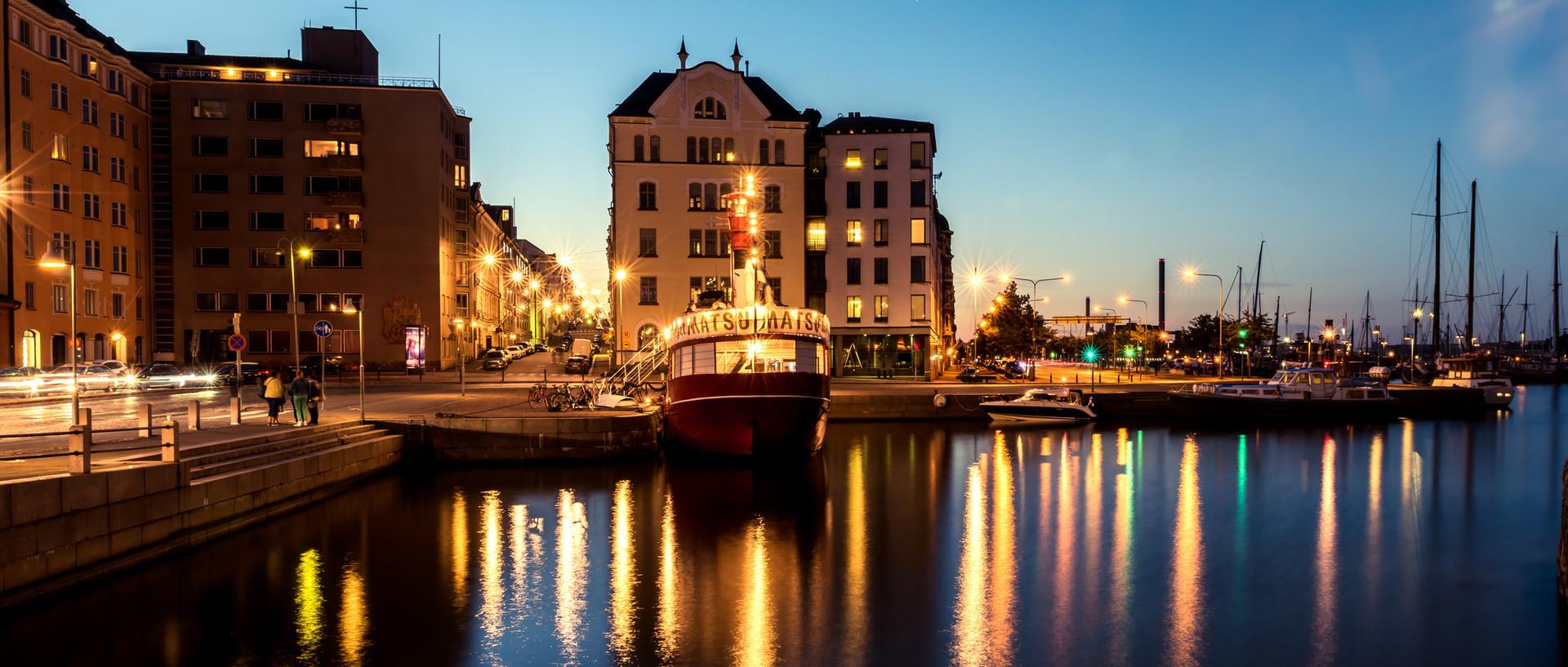 Expérience Erasmus à Helsinki, Finlande par Karen