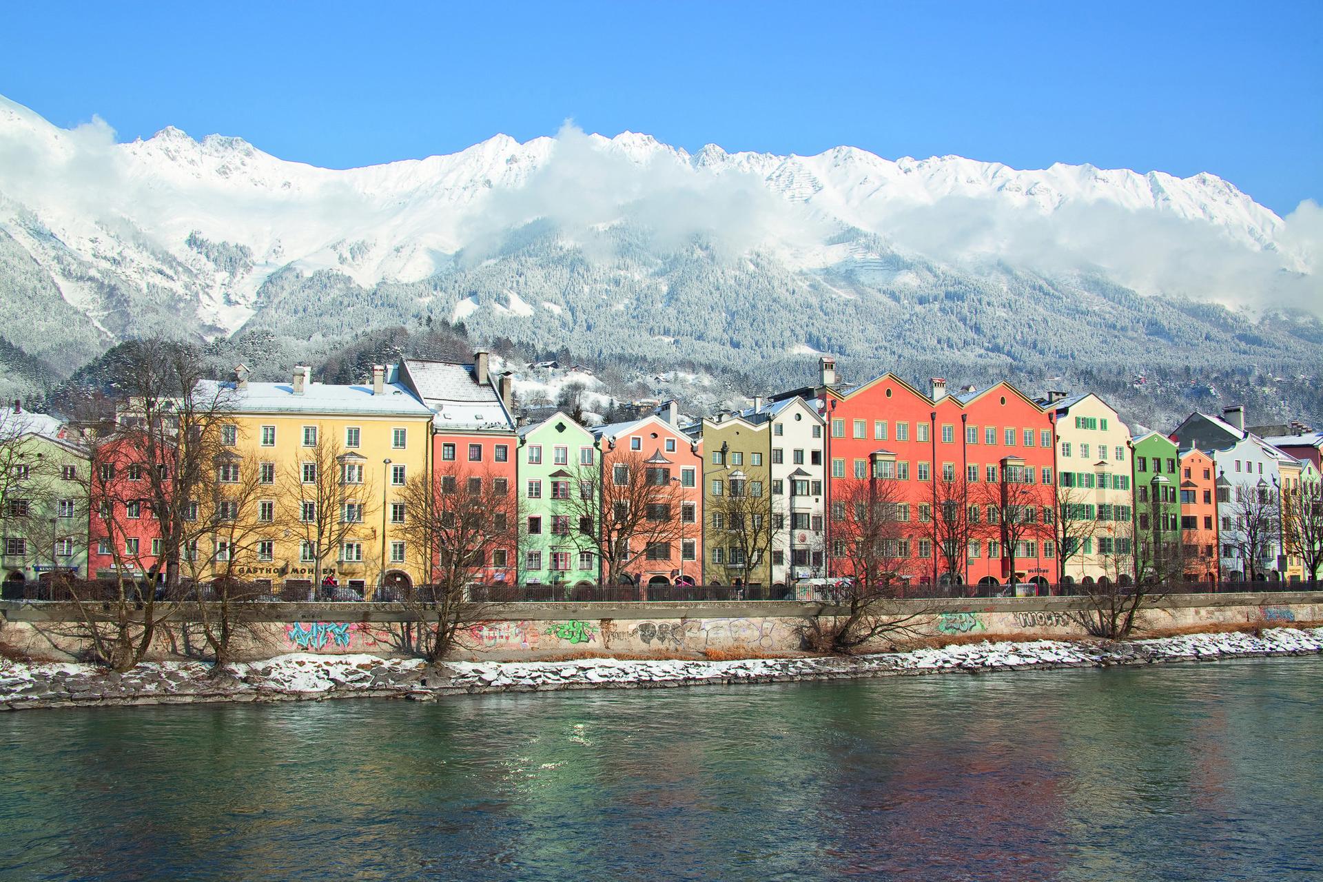 Expérience Erasmus à Innsbruck, en Autriche par Alice