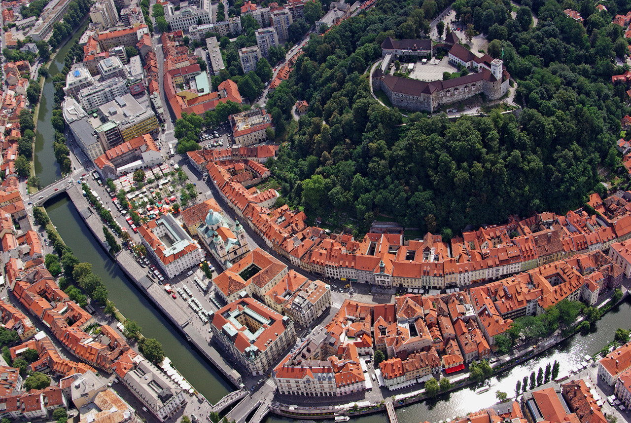 Expérience Erasmus à Ljubljana, en Slovénie par Vanessa