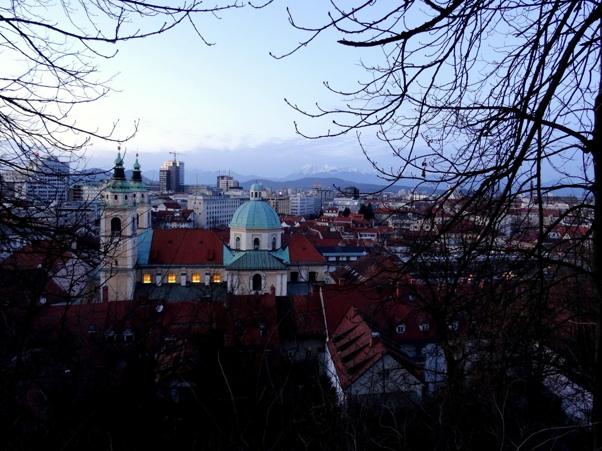 Expérience Erasmus à Ljubljana, par Simona