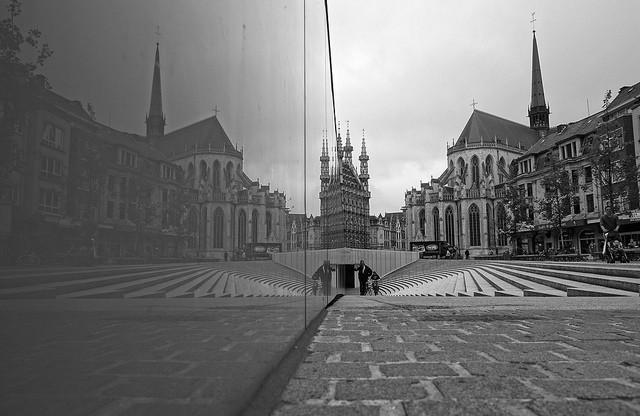 Expérience Erasmus à Louvain, en Belgique, par Monica