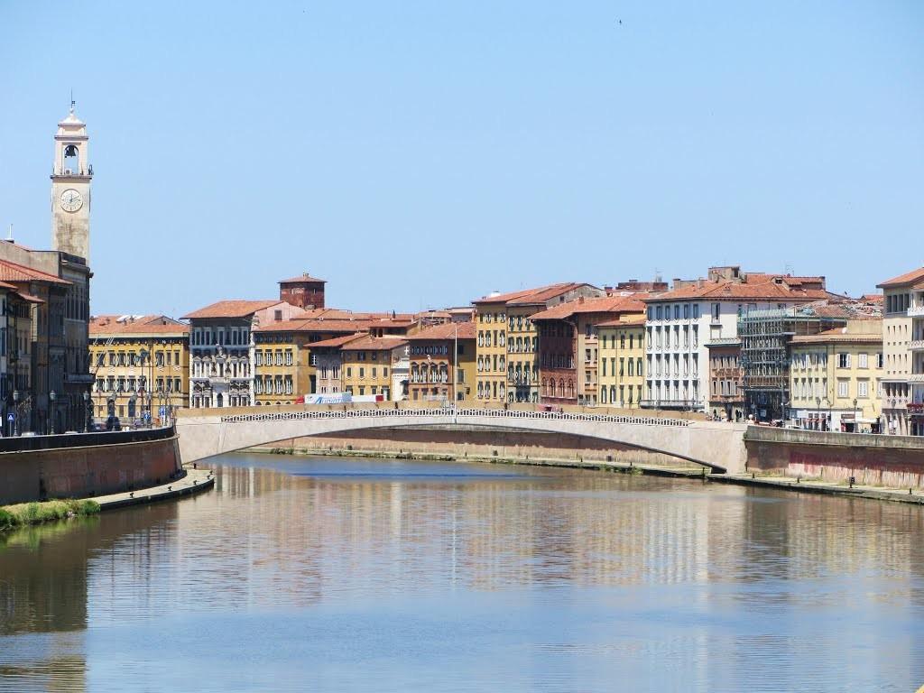 Expérience Erasmus à Pise, Italie