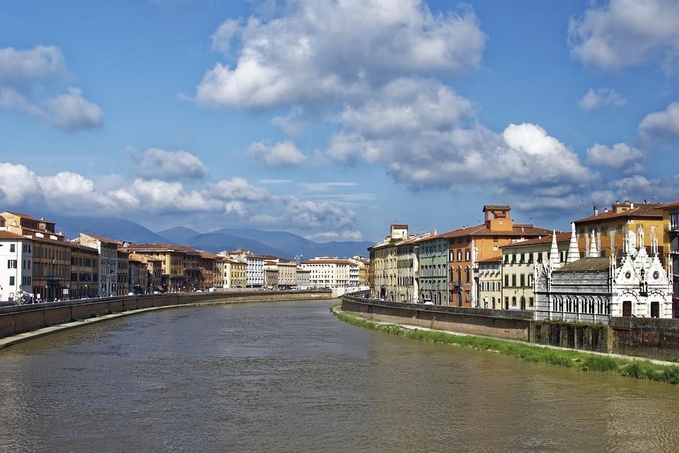 Expérience Erasmus à Pise, Italie par Mafe