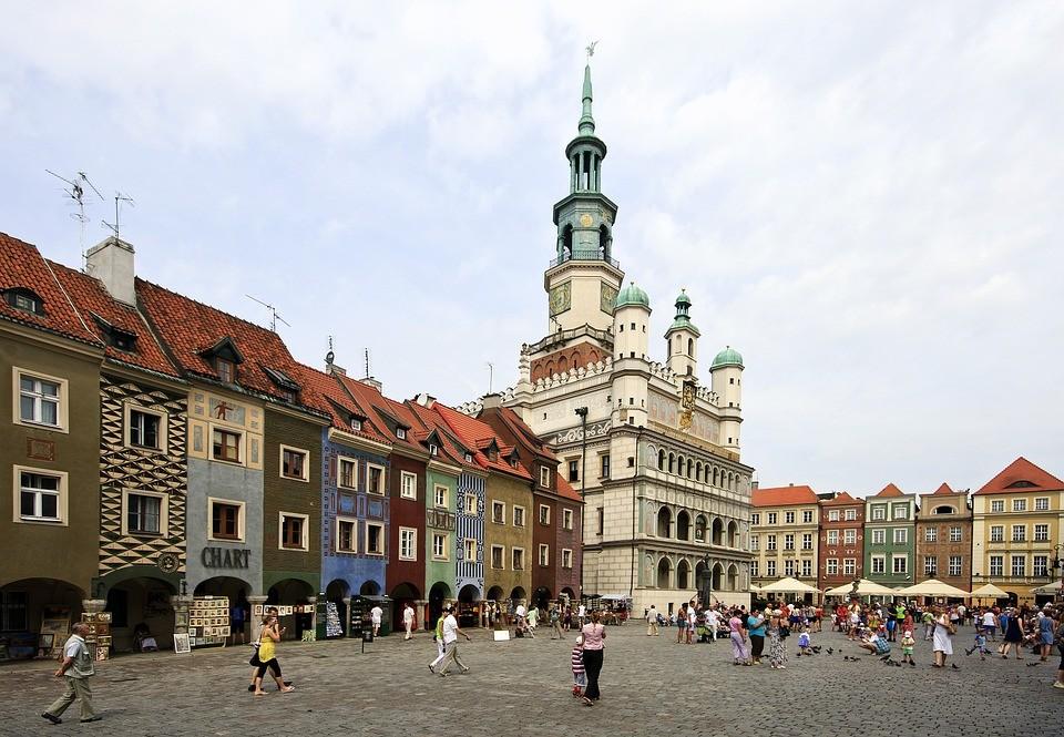 Éxpérience Erasmus à Poznan, la Pologne par Samranta
