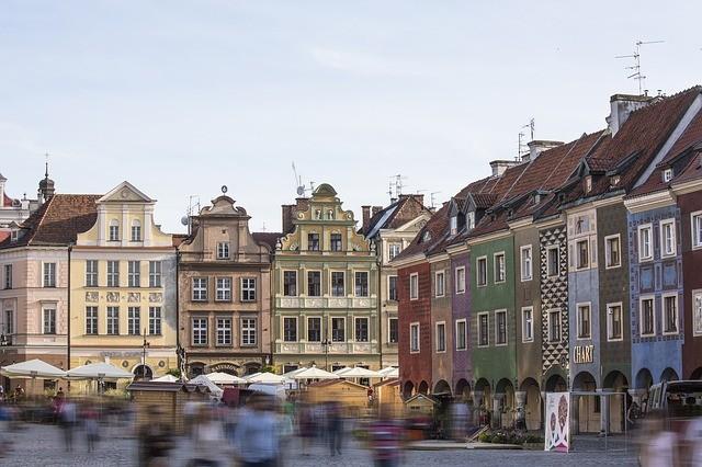 Expérience Erasmus à Poznan, La Pologne par Sol