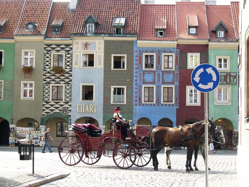 Expérience Erasmus à Poznan, Pologne par Elif