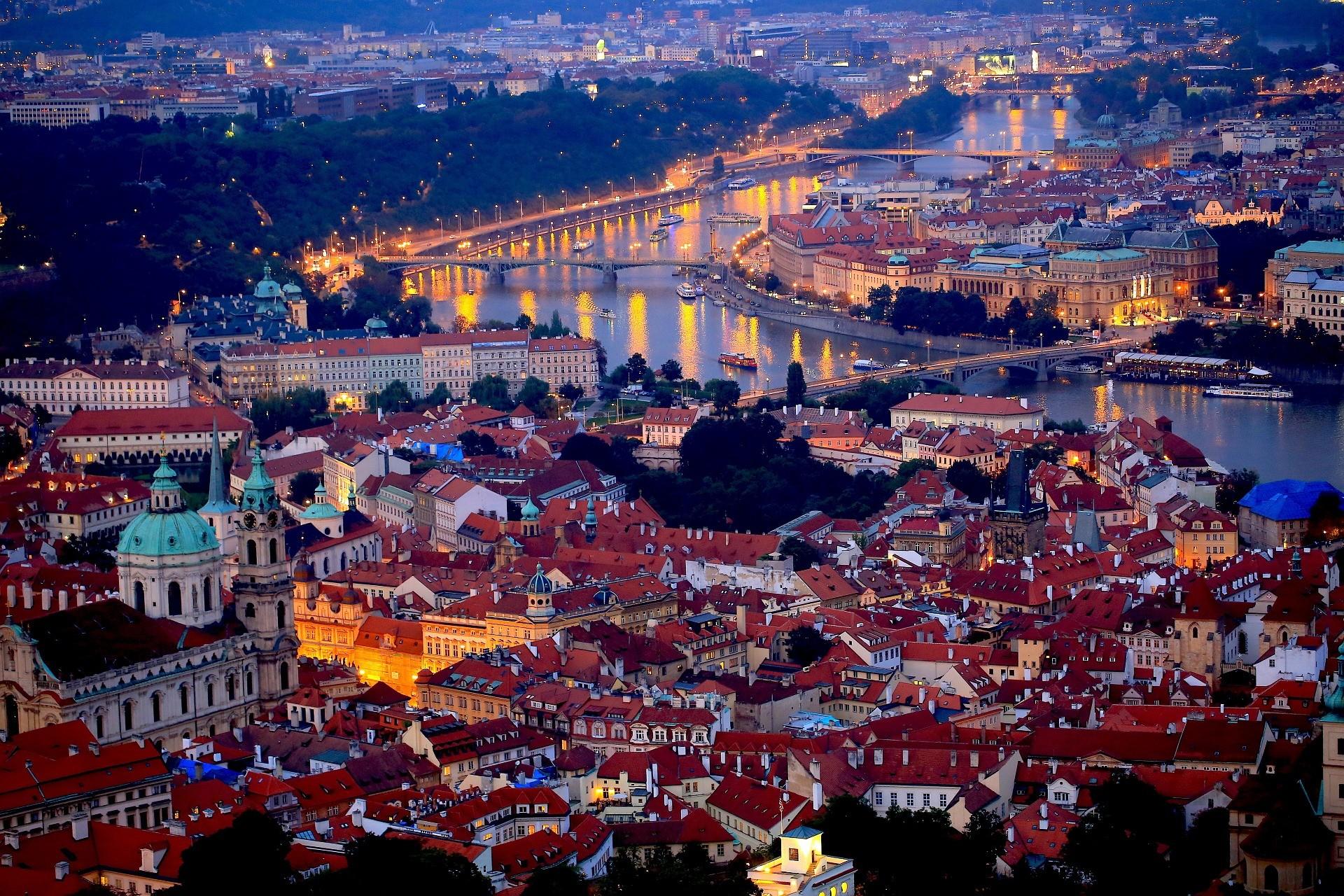 Expérience Erasmus à Prague, en République Tchèque