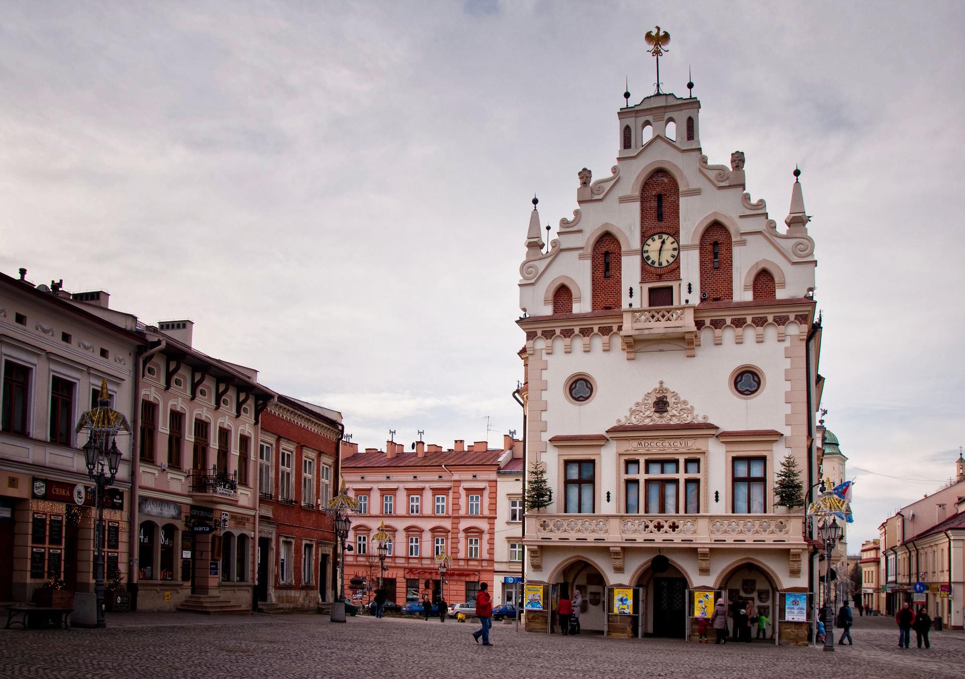 Expérience Erasmus à Rzeszów, en Pologne par Pop