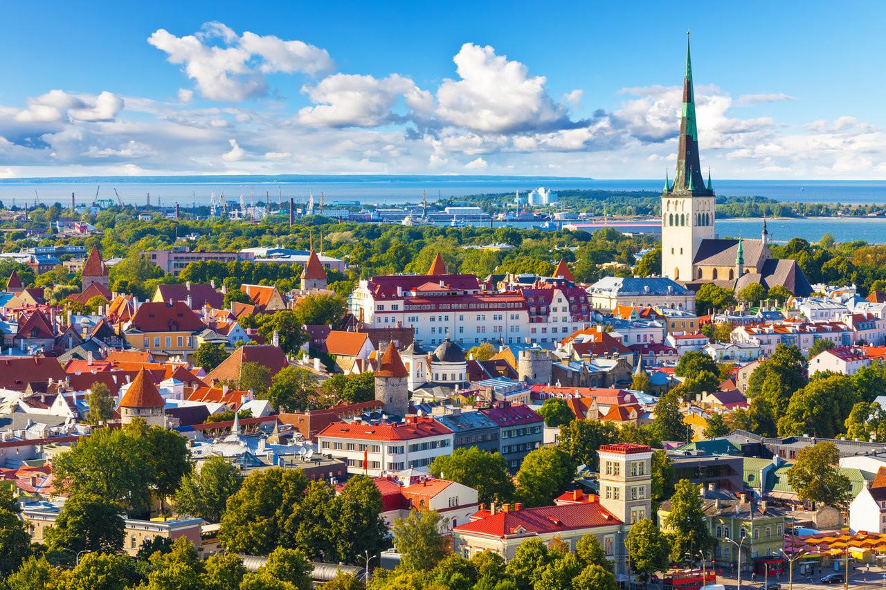 Expérience Erasmus à Tallinn en Estonie par Delia