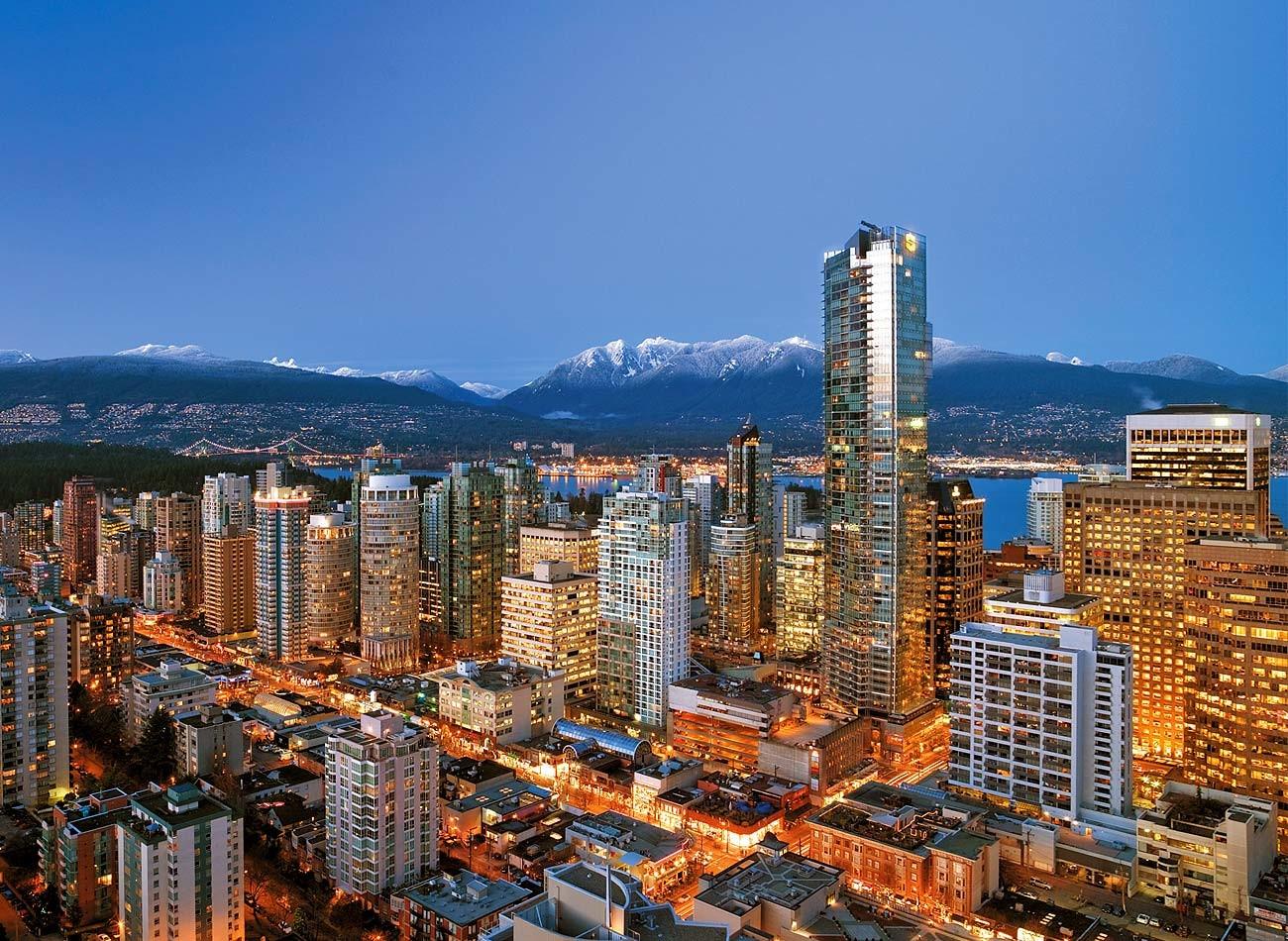 Expérience Erasmus à Vancouver, Canada