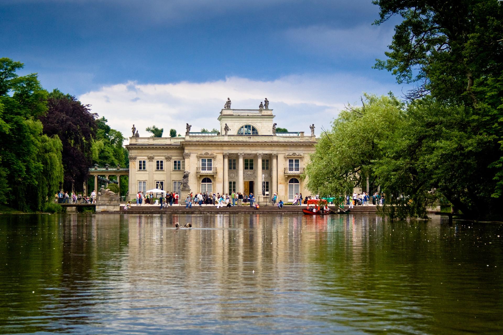 Expérience Erasmus à Varsovie en Pologne