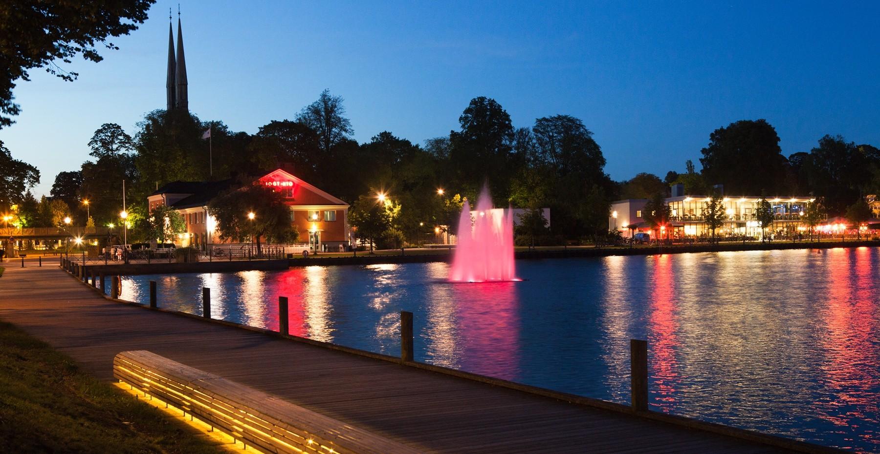 Expérience Erasmus à Växjö, Suède par Christoph