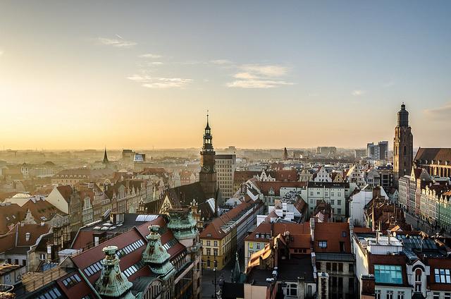 Expérience Erasmus à Wroclaw