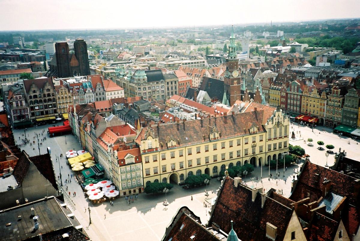 Expérience Erasmus à Wroclaw, Pologne