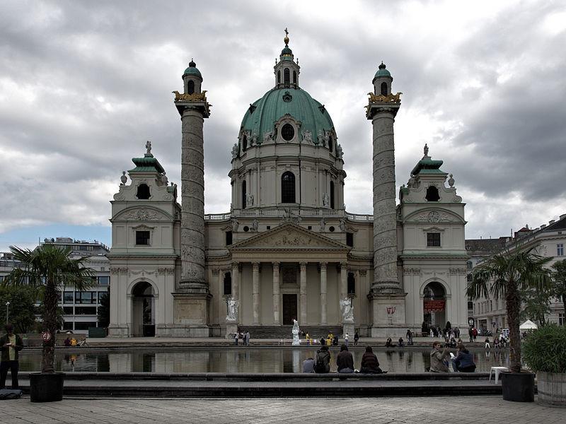 Expérience Erasmus de Adrián à Vienne, en Autriche