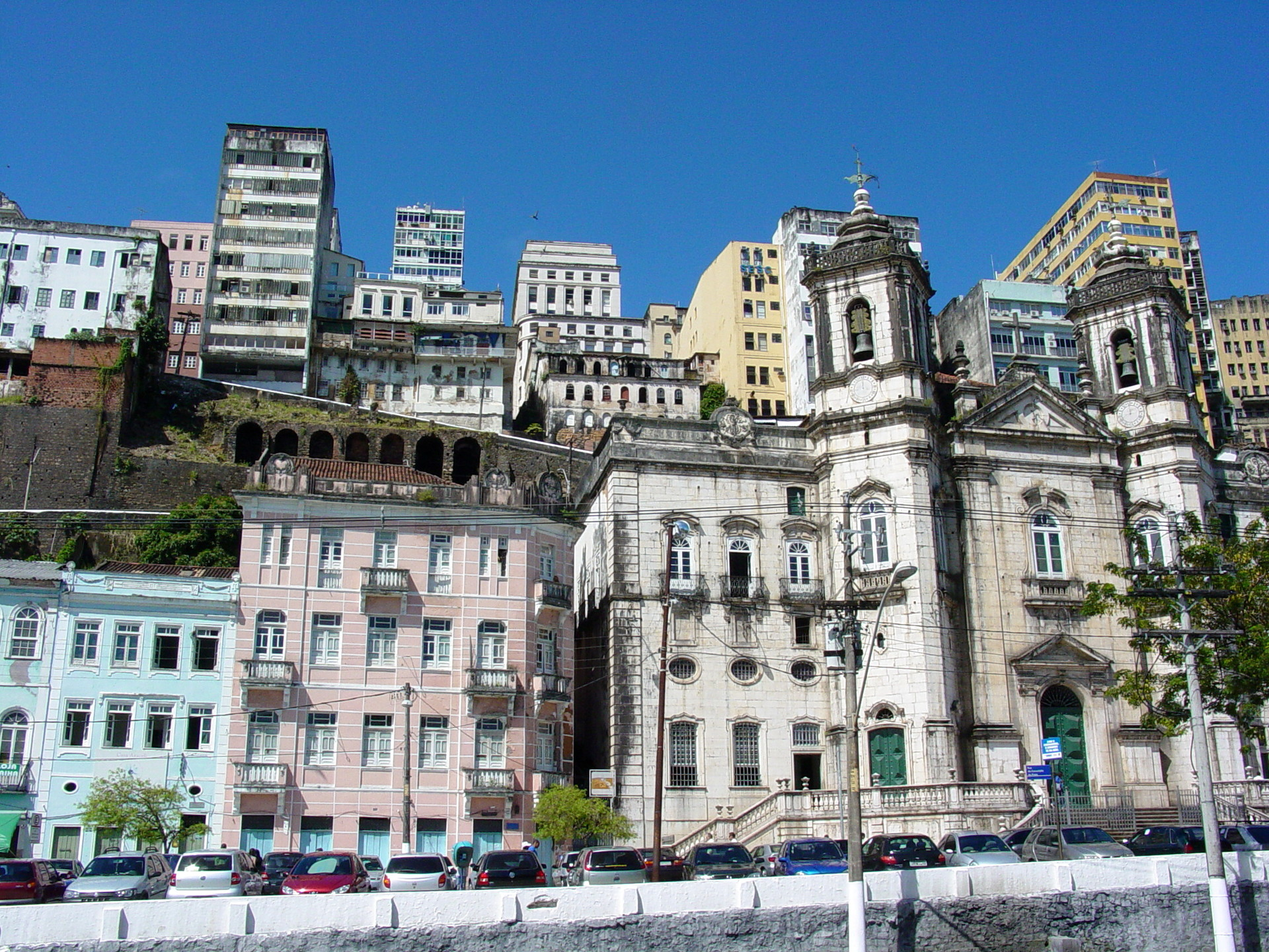 Expérience Erasmus de Álvaro à Salvador, au Brésil
