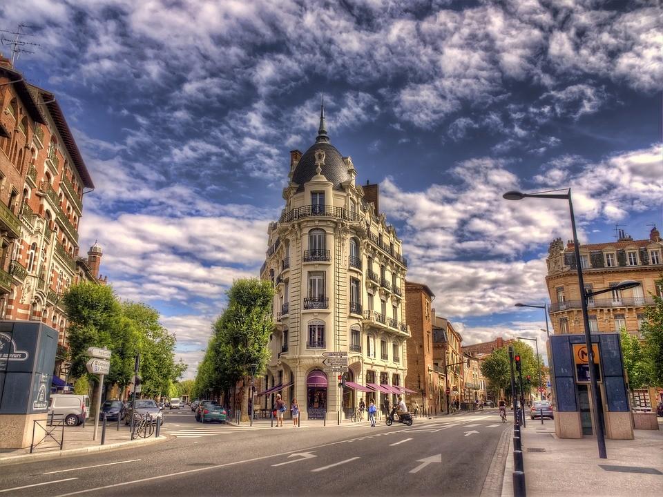 Expérience Erasmus d'Eleanor à Toulouse en France