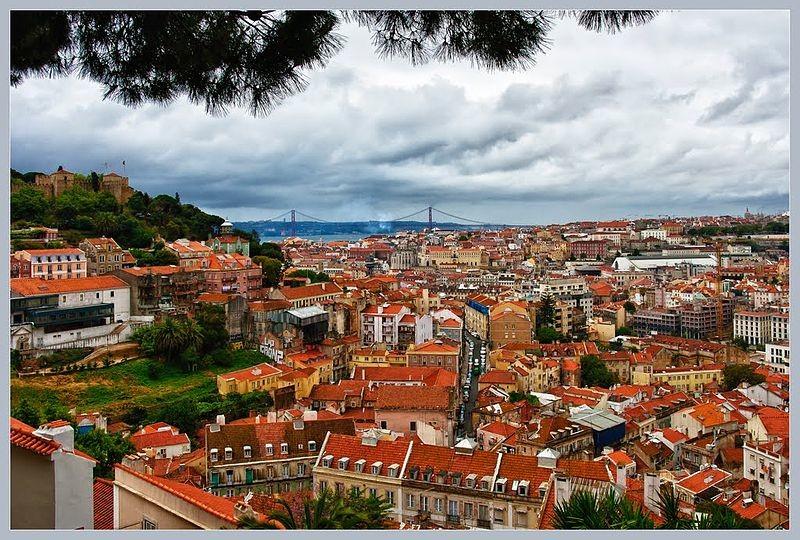 Expérience Erasmus de Elena à Lisbonne, au Portugal