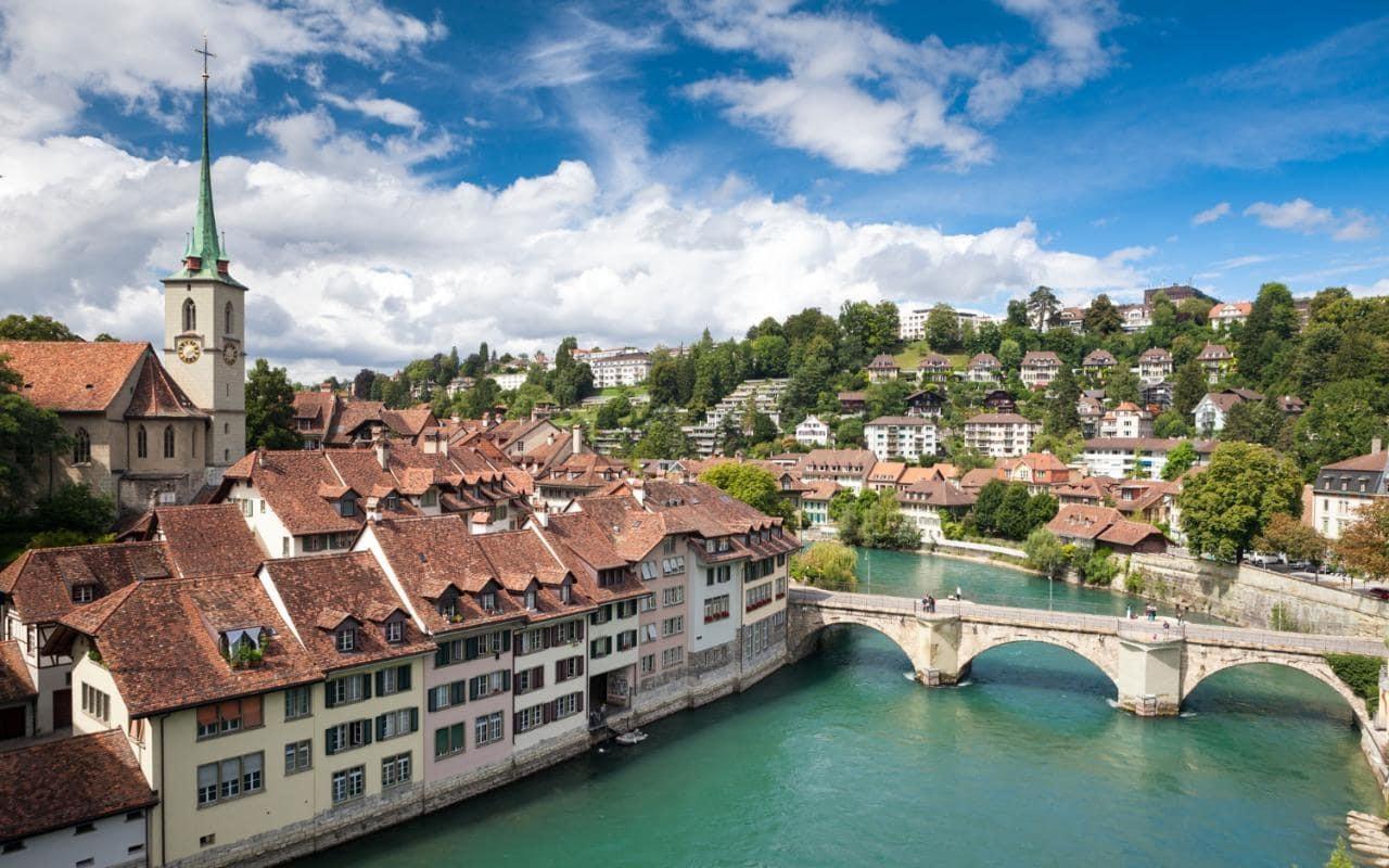 Expérience Erasmus de Laura à Berne, en Suisse