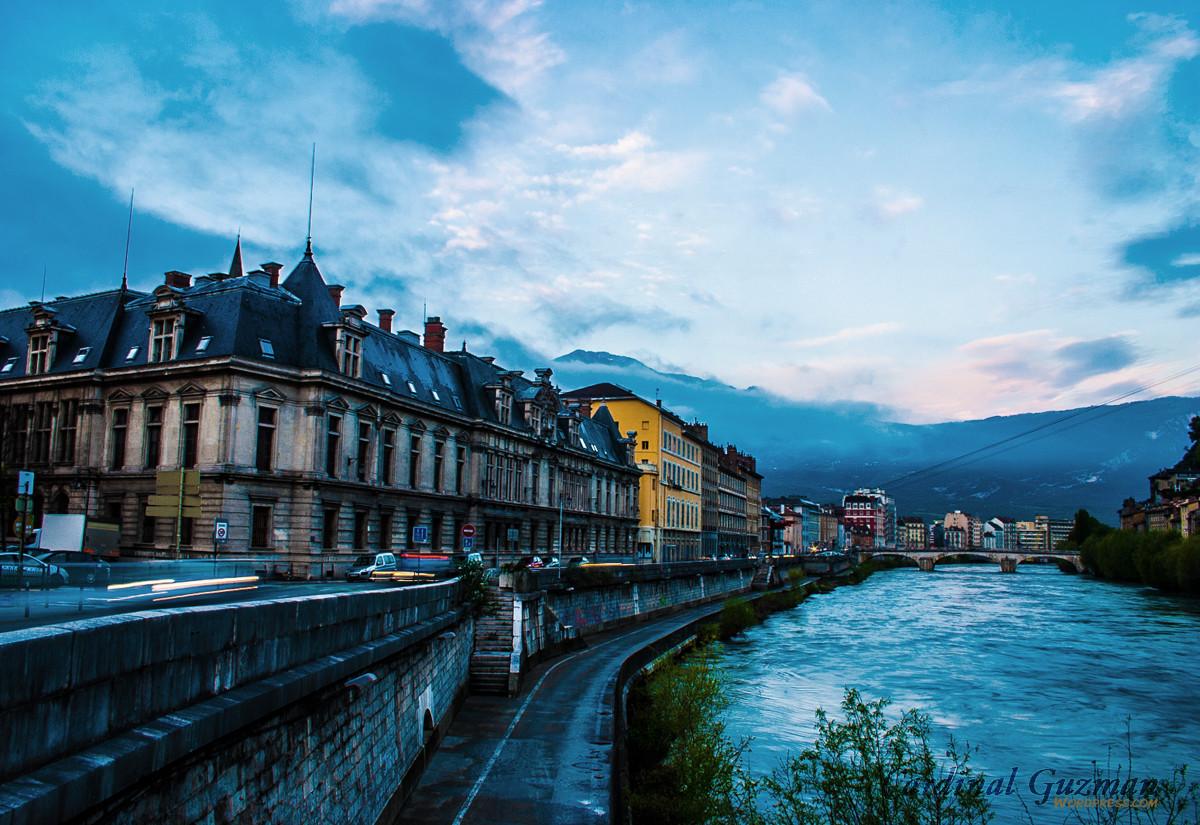 Expérience Erasmus de Marisa à Grenoble, en France